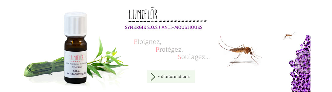Synergie SOS Anti Moustiques