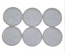 Diffuseur par ventilation IGLOO : 6 Filtres