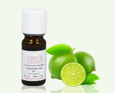 Citron vert fruit