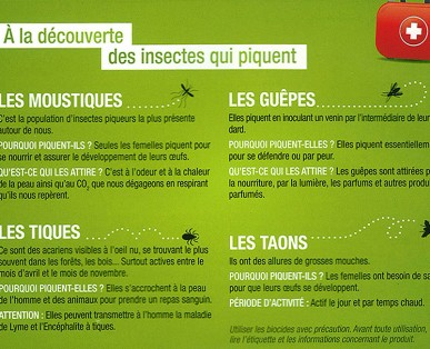 Moustiques