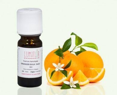 Oranger Doux Fruit